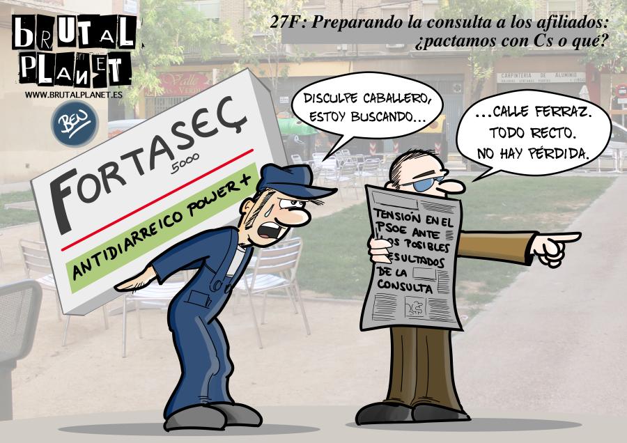 BrutalPlanet - 0009 - Consulta Militancia PSOE