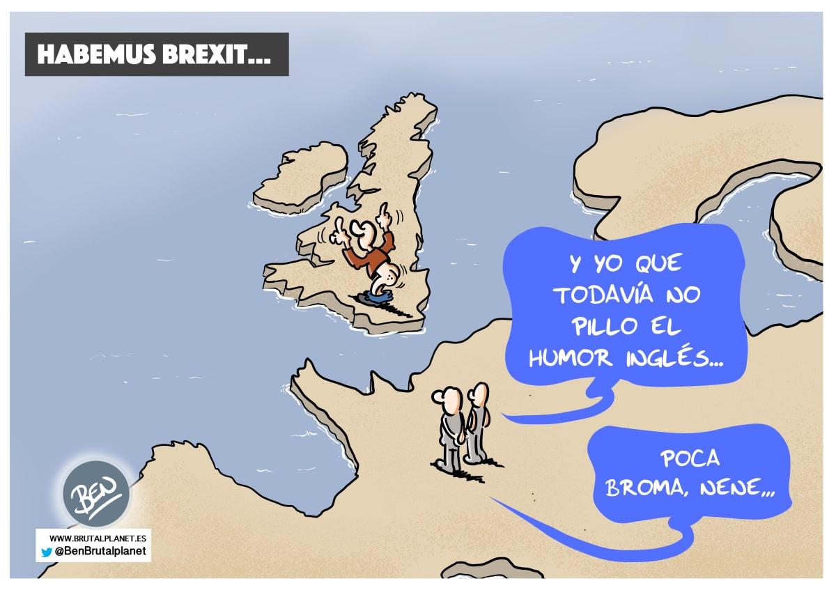 BrutalPlanet - 0061 - Habemus Brexit