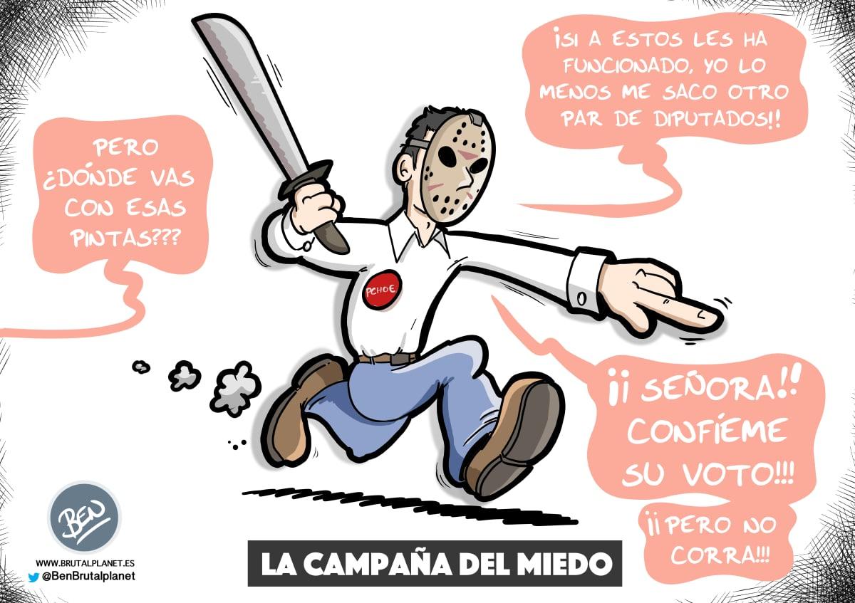 """La """"Campaña del Miedo"""""""