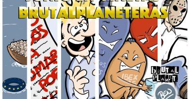 Resumen Mensual: Junio en Viñetas brutalplaneteras