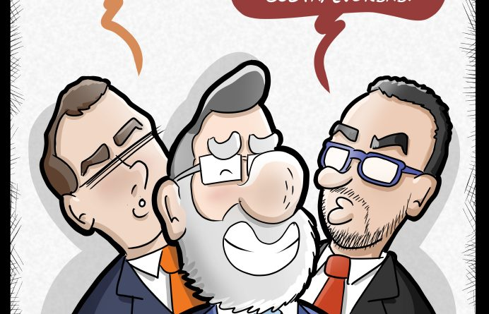 Buscando hueco para ex-ministros