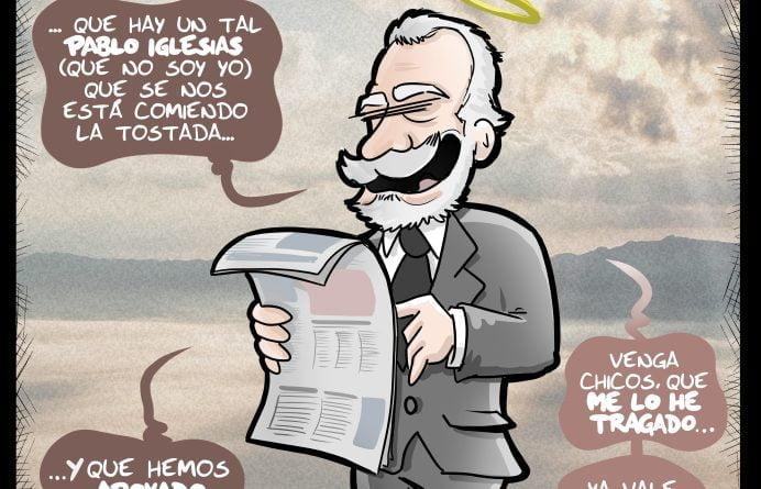 91º Aniversario de la muerte de Pablo Iglesias