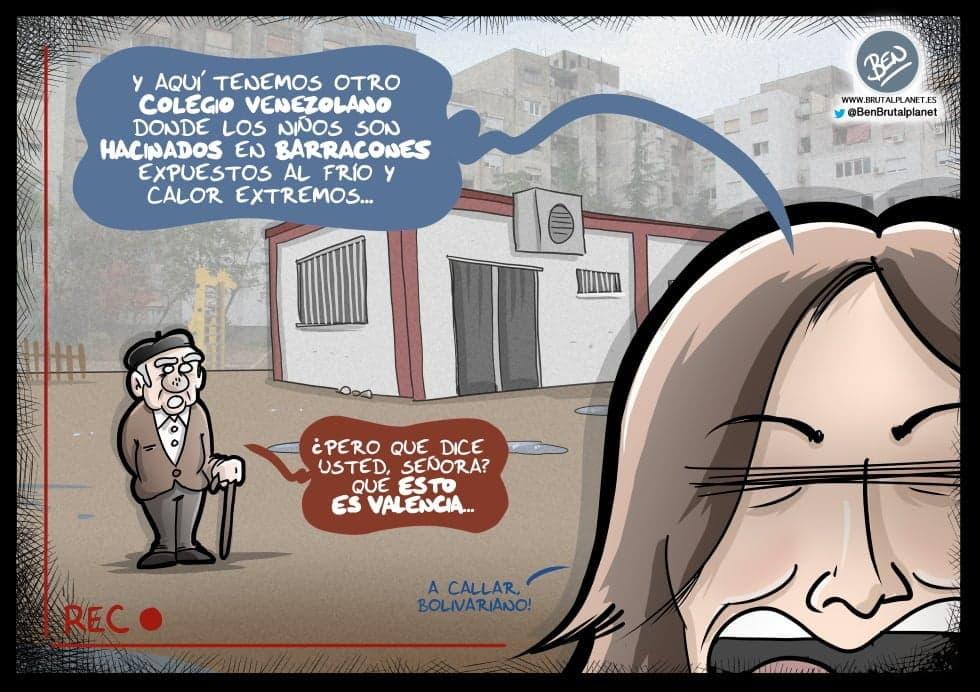 Colegios Prefabricados Bolivarianos