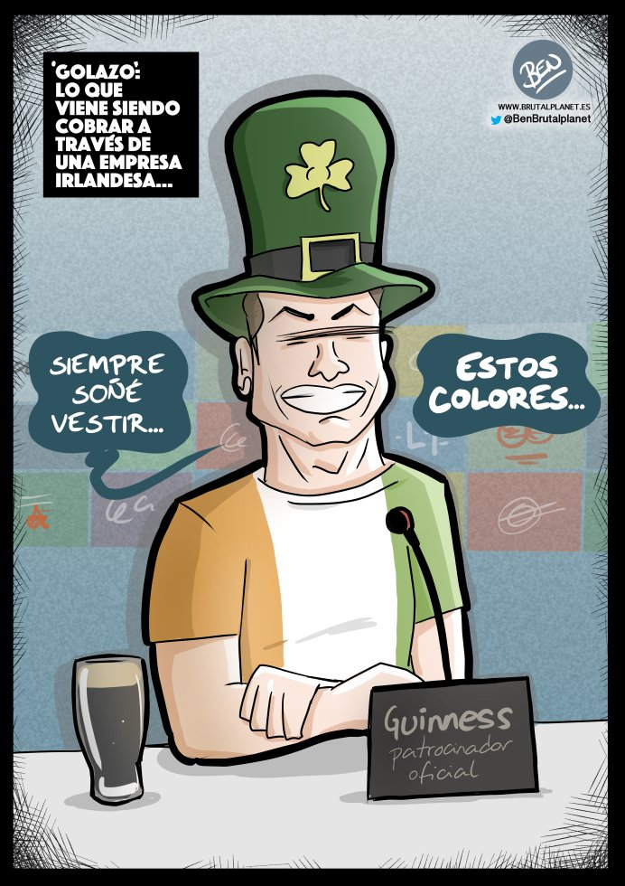 Golazos irlandeses