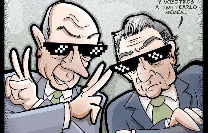 Bankia's Thug Life
