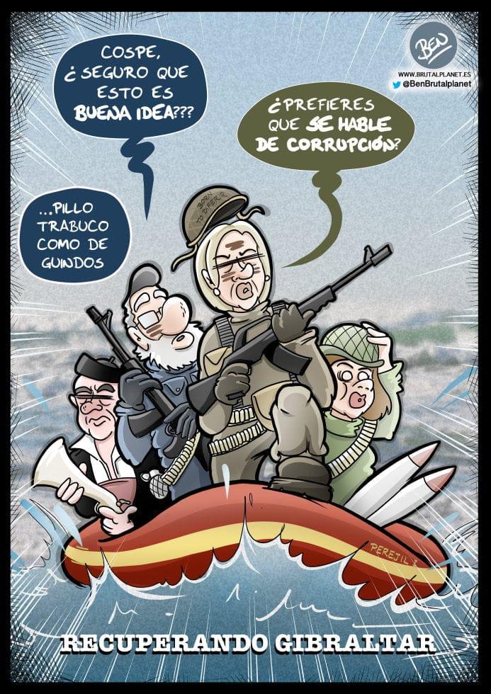 Recuperando Gibraltar
