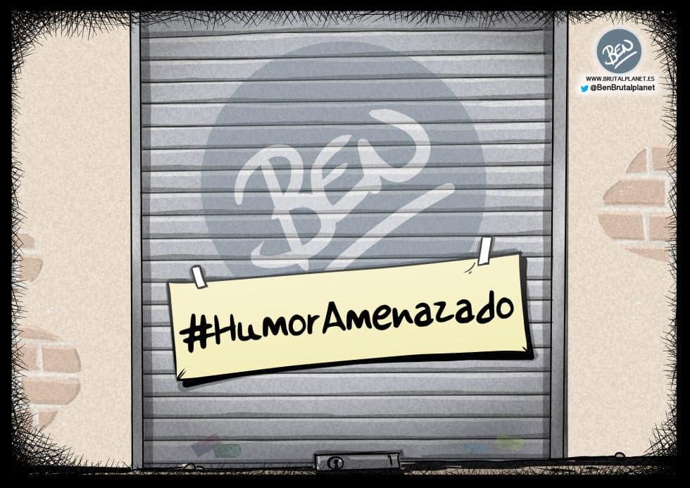 #HumorAmenazado (Humor Amenazado)