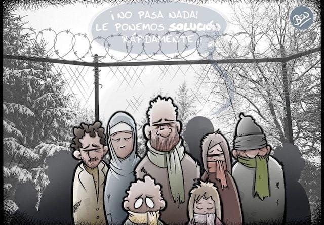 Recuerdas a los Refugiados?