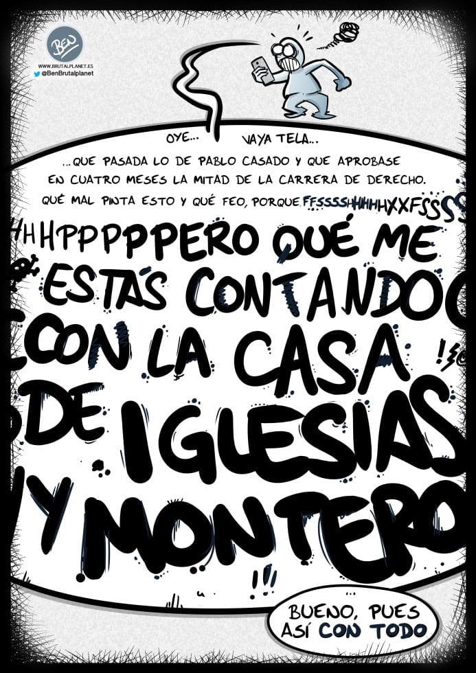 La casa de Iglesias y Montero