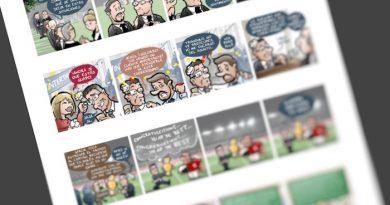 Cómic Personalizado - Tu Vida en Cómic - Living Jesús García - tuvidaencomic.com Página completa