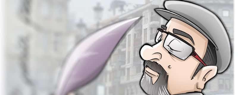 Tu Vida En Cómic - Ilustración Caricatura personalizada Poesía - tuvidaencomic.com