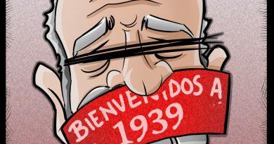 Willy Toledo - Bienvenidos a 1939