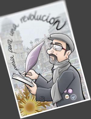 Ilustración Caricatura Personalizada - tuvidaencomic.com - Ejemplo