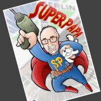 MINI Ilustración-Caricatura-personalizada-SuperPapa-4