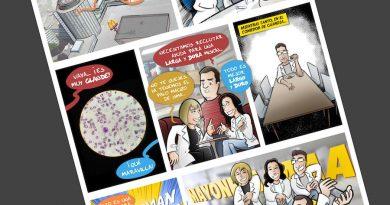 Cómic personalizado - Mayonesa en el laboratorio - tuvidaencomic.com - BEN - 3