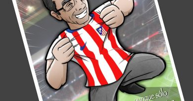 Caricatura Personalizada - Paco Román 3 - tuvidaencomic.com - BEN 3