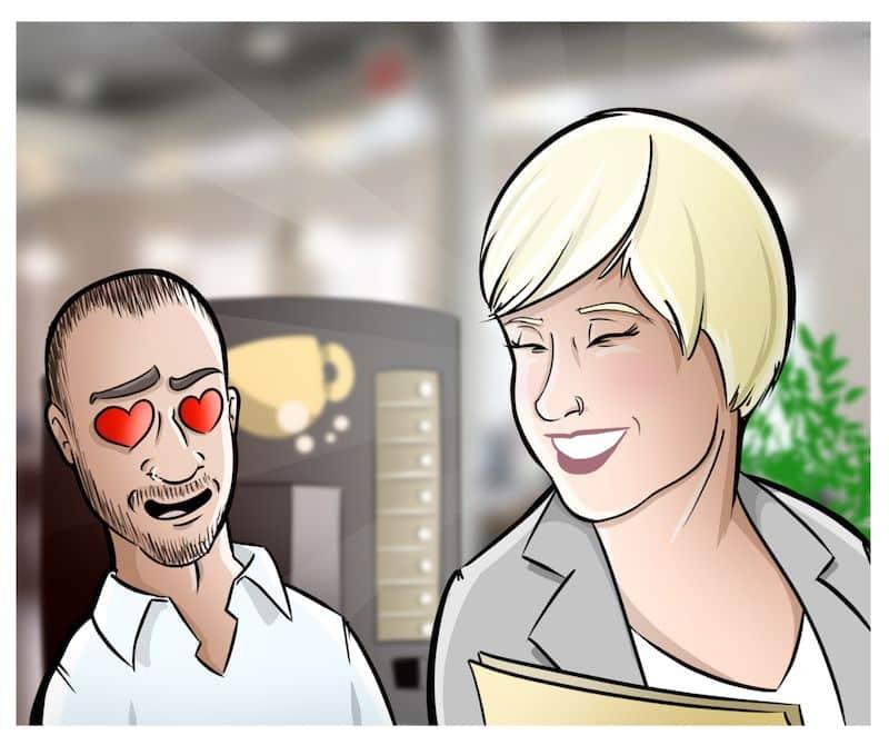 Cómic personalizado - Una historia de amor, de esas con caballeros, princesas... y gatos - Ilustración - Caricatura personalizada - tuvidaencomic.com - BEN - 5