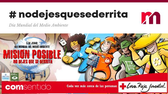Campaña Cruz Roja y coMsentido - día internacional medio ambiente - tuvidaencomic - Brutalplanet - Borja Ben - 2