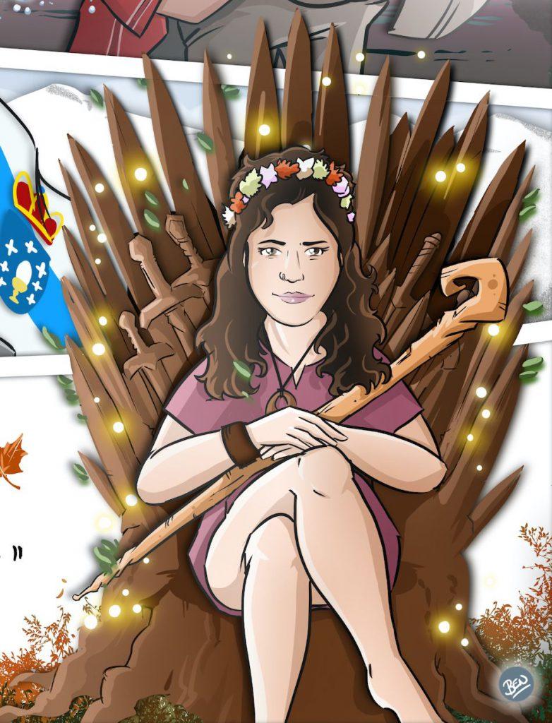 Cómic personalizado - Cambiando el mundo - www.tuvidaencomic.com - BEN - Tu Vida en Cómic - Caricatura personalizada - 0