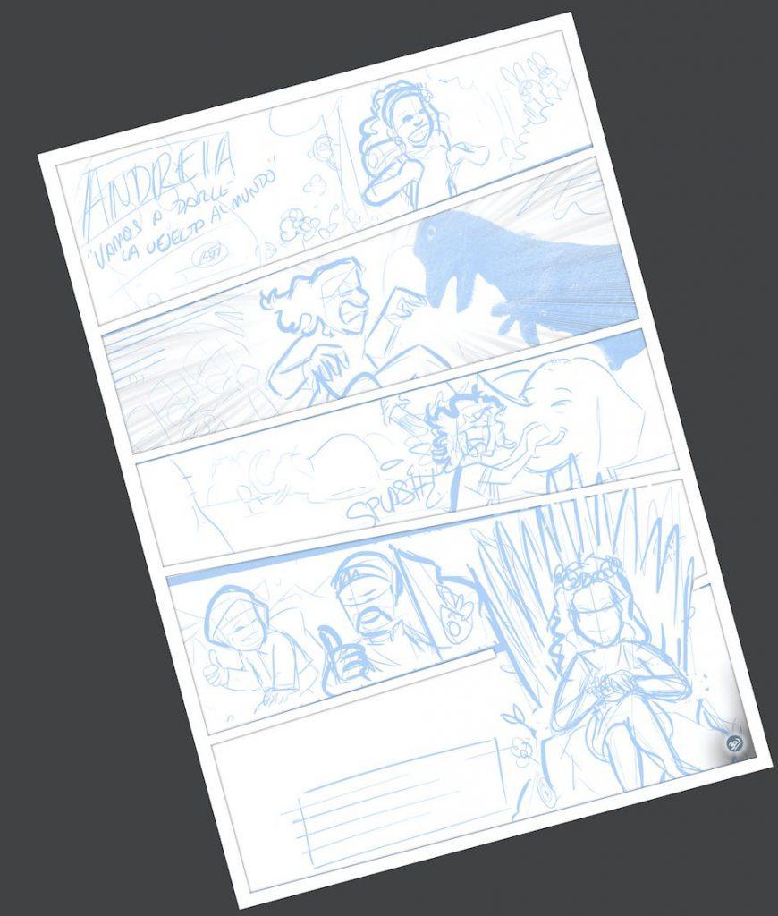 Cómic personalizado - Cambiando el mundo - www.tuvidaencomic.com - BEN - Tu Vida en Cómic - Caricatura personalizada - 2