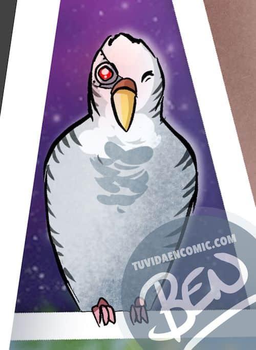 """Cómic personalizado - """"Captain Mabel"""" - Regalo de cumpleaños personalizado - www.tuvidaencomic.com - Caricaturas - Borja_Ben_ART - Banner principalp"""