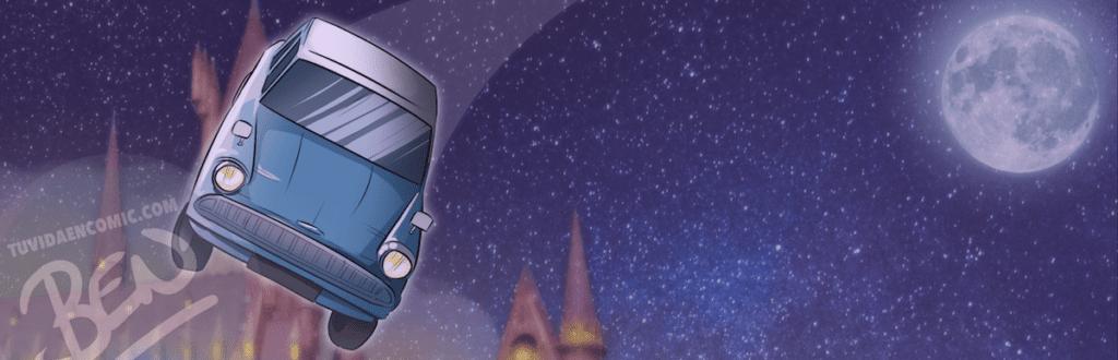 """Ilustración Regalo personalizado y original entre amigos – """"¡Libera tu magia!"""" – Caricatura personalizada - tuvidaencomic.com - 7"""