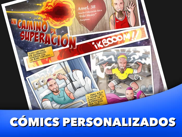 3 - Cómics Personalizados - www.tuvidaencomic.com